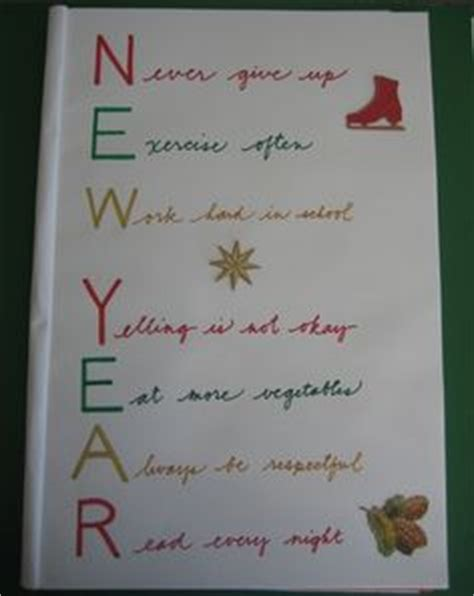new year acrostic poem 1000 images about acrostic poems on acrostic