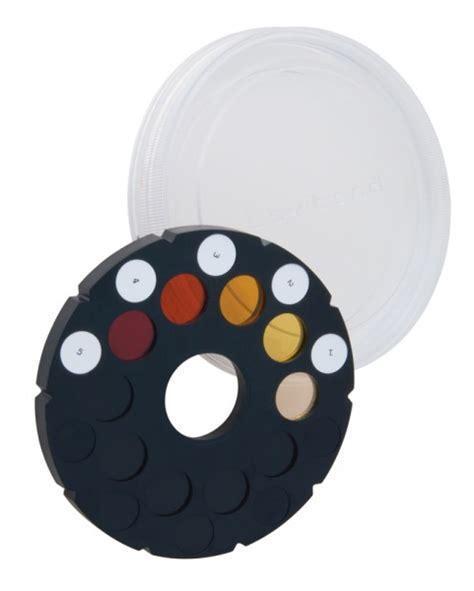 Lovibond Standard Colour Chart Organic Impurities Test ele international colour standard to astm c40