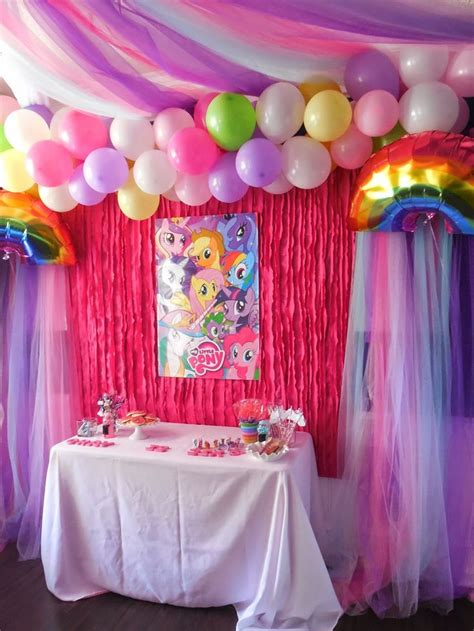 Pony Decoration Ideas by 25 Best Ideas About Pony Decorations On
