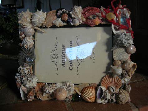 cornice con conchiglie cornice con conchiglie per la casa e per te decorare