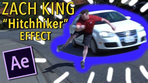 tutorial after effect zach king zach king hitch hiking effect tutorial after effects cc