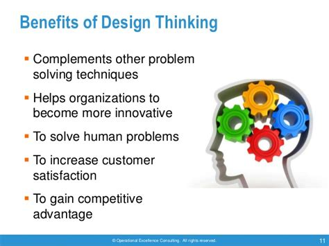 more empathy for customer dankzij design thinking hr praktijk design thinking by operational excellence consulting