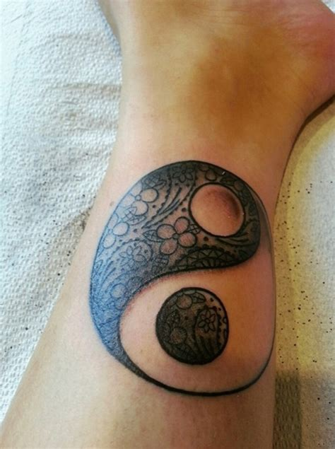 cool yin yang tattoo 30 yin yang designs for inspiration