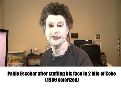 Pablo Escobar Meme - papa bless by amg21893 meme center