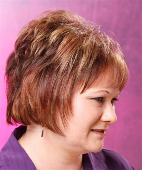 short bob hairstyles with height this is a fun hairstyle with plenty of short layers