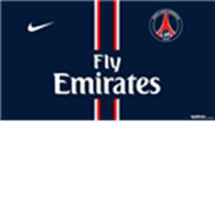 Tshirt Sain German Name german psg fc logo roblox
