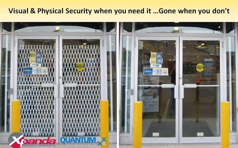 Front Door Retailers by How Physical Security Products Can Help Secure Retail