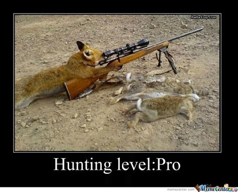 Meme Hunter - funny hunting meme after hunting season ends picture