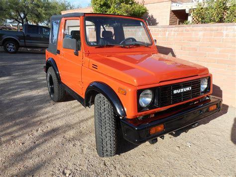 1988 for sale 1988 suzuki samurai for sale