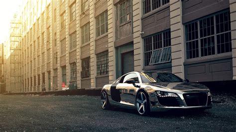 audi  chrome ultra hd  wallpapers cars audi