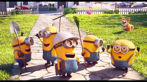 Mower Minions 2016 Film Mower Minions 2016 Movie Trailers Vidimovie