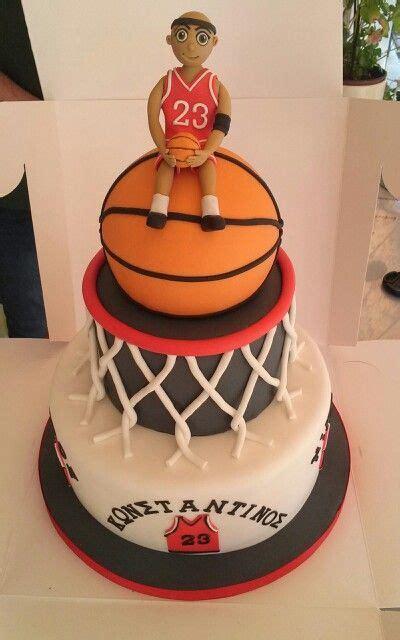 basketball cake  cakescookies   cake sports themed cakes sport cakes