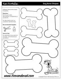 bone template printable bone printable felt pattern