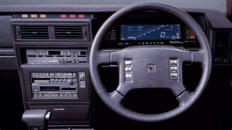 Cars With Digital Dashboards by The Definitive Collection Of Cool 1980s Digital Dashboards