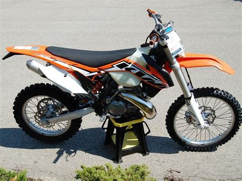 Ktm Xcw 300 For Sale 2014 Ktm 300 Xc W Six Days For Sale Autos Post