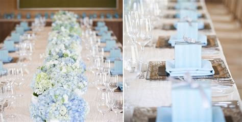 Baby Shower Blue by Blue Baby Shower Ornamento San Francisco Floral Design