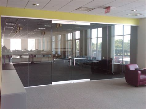 Herculite Glass Door Herculite Glass Harbor All Glass Mirror Inc