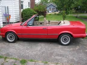 1990 Bmw 325i Convertible 91 Bmw 325i Convertible