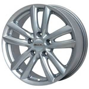 Canadian Tire Trailer Wheels Ctx Replica Seto Wheel In Silver Canadian Tire