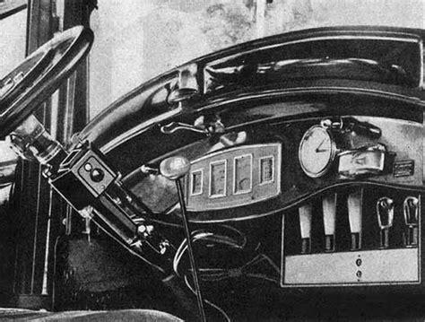 Wann Wurde Das Erste Auto Gebaut by Erste Autoradios Geschichte Der Entwicklung Der Autoradios