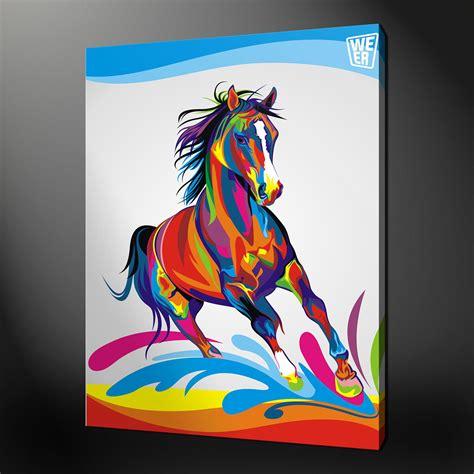 canva qa abstract horse art www pixshark com images galleries