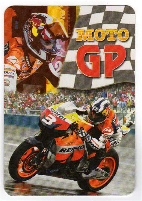 calendario de bolsillo deportes moto g p 2013 01 edita l