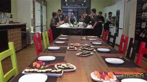 curso cocina barcelona cursos de cocina en barcelona sushi bcnkitchen youtube