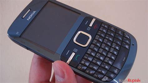 Hp Nokia Keyboard Qwerty usung keyboard qwerty harga nokia c3 mulai rp270 ribuan kurs rupiah