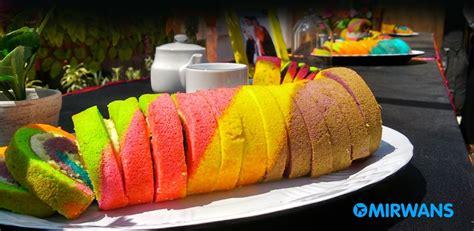 nyobain  cake bersama kak melly goeslaw mirwan choky