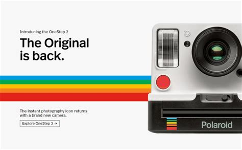 new polaroid polaroid launches a new instant for 99 187 pink ink