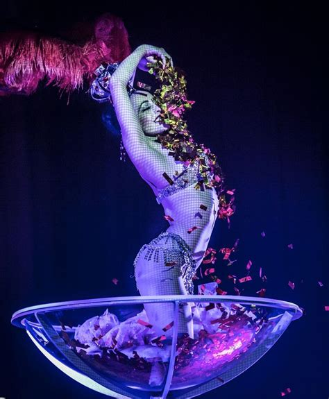 Mark D by Paris Amp Moulin Rouge Shien Bespoke Entertainment Agency