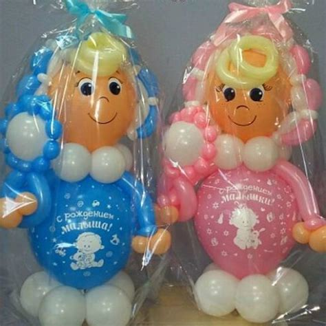 Balloon Tower For Baby Shower by 1224 Best Images About Baby Shower Balloons On