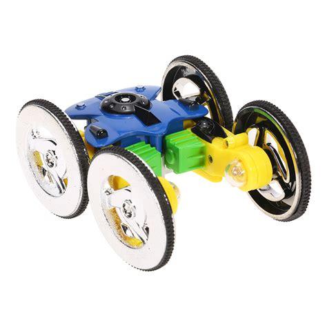 Stunt Cars Flip 1 blau lidirc 1682 b high speed rotation flip mini rc