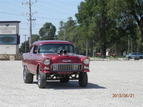 55 Chevy Bel Air Gasser Hitam 55 chevy gasser for sale in kansas united states