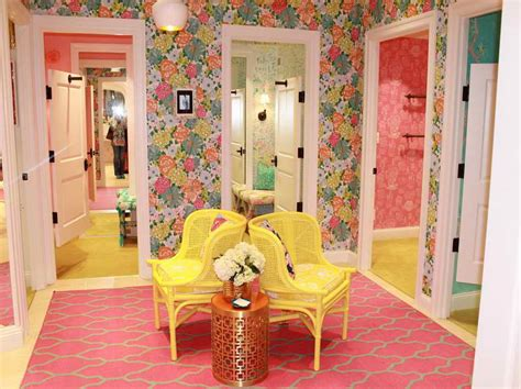 lilly pulitzer room beautiful and design of the lilly pulitzer room decors with flower wallpaper patio