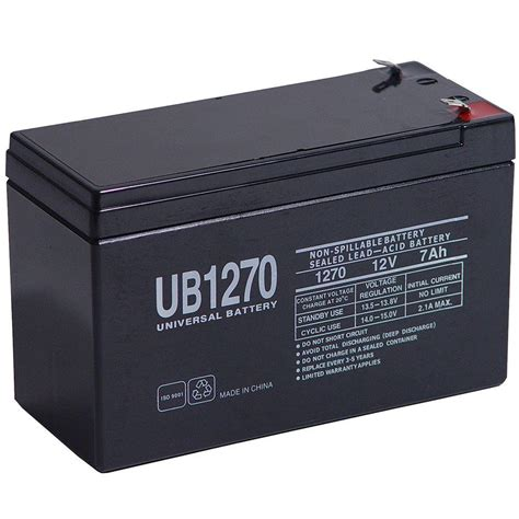 12 volt 17ah battery home depot