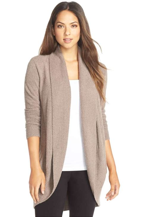 Color Cardigan the best lightweight cardigans on trend for fall 2017