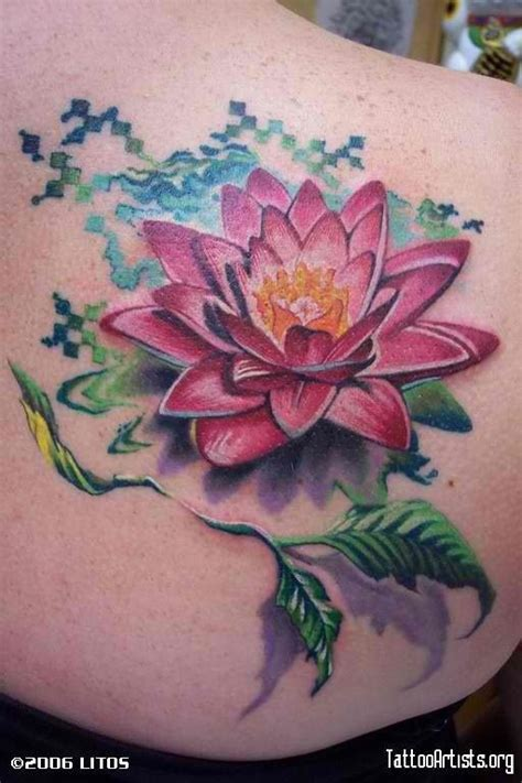 frog lily pad tattoo designs 37 best hip designs water images on