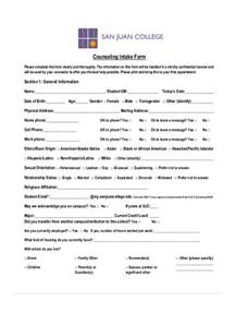 counseling intake form template hatch urbanskript co