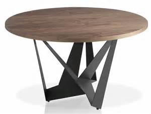 Wonderful Table En Bois De Jardin #7: B065-table-ronde-arkiteck-bois-56171.jpg
