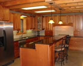 Log Home Kitchen Designs by Log Home Kitchens Everything Log Homes