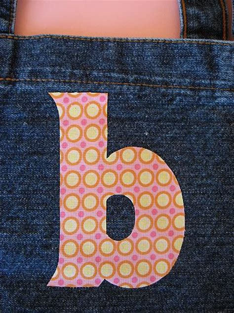 fabric letter templates simple applique monograms skip to my lou