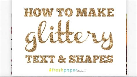 free printable glitter fonts how to make glittery text in picmonkey using overlays