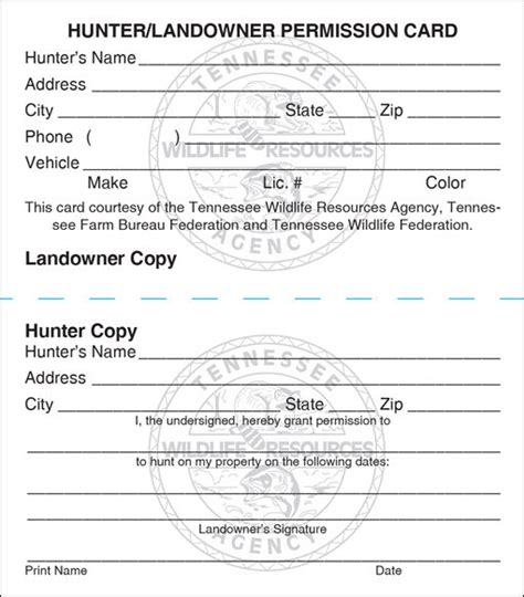 Permission Letter To Hunt On Property How To Make Affordable 248 Shooter
