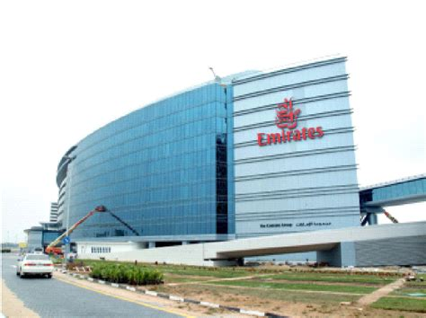emirates headquarters roads infrastructure works for emirates airlines