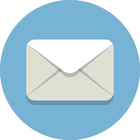 email wika file circle icons mail svg wikimedia commons