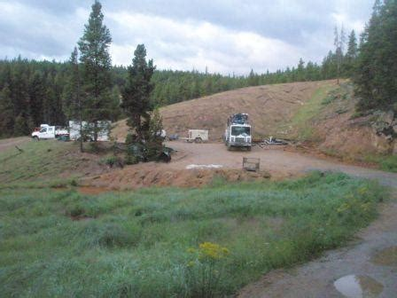 underground spring in backyard projects of mining and environmental services in idaho