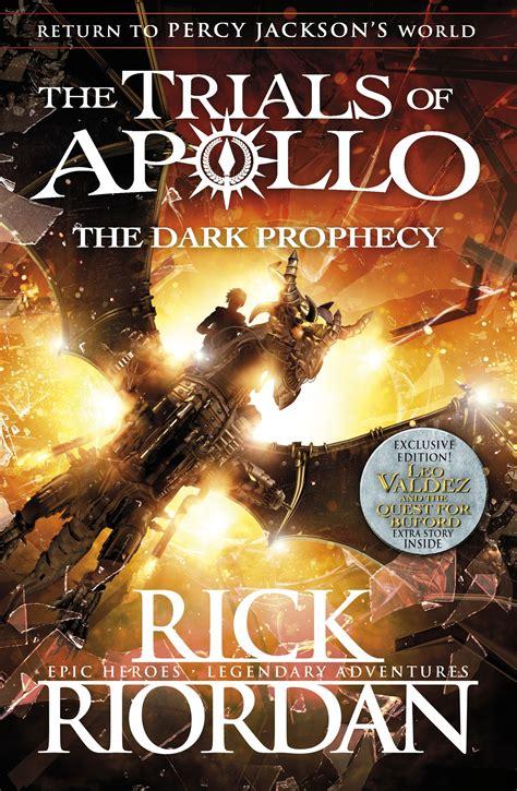 Novel Trials Of Apollo 2 The Prophecy Rick Riordan the prophecy the trials of apollo book 2 penguin books australia