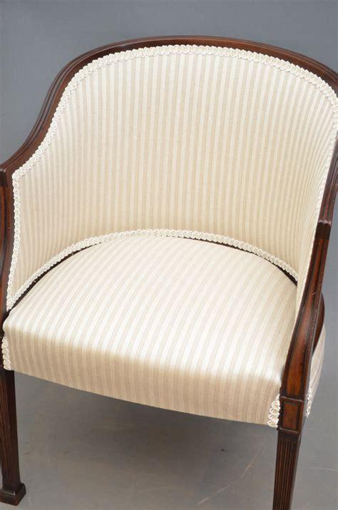 mahogany armchair an edwardian mahogany armchair antiques atlas
