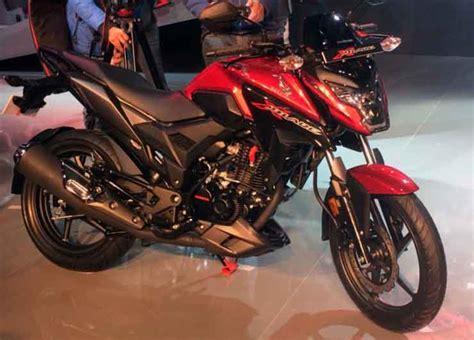 honda rtr honda launches x blade at rs 78500 targets rtr 160 and gixxer